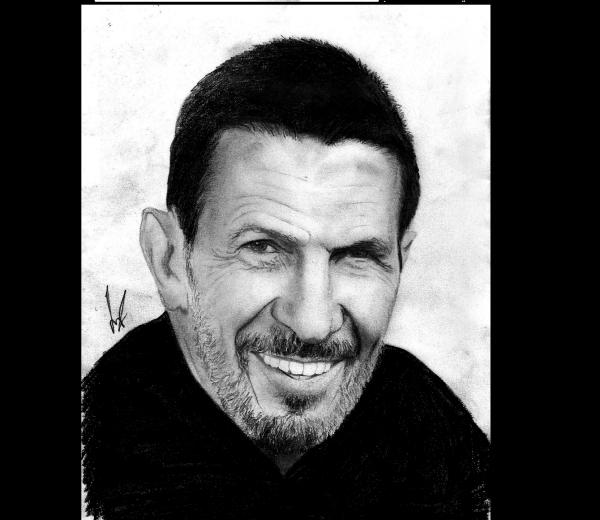 Leonard Nimoy par sevcat13